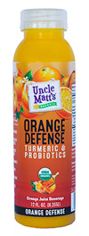 Orange Defense with Turmeric & Probiotics