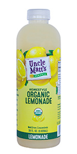 Uncle Matt's Organic 28 oz Lemonade