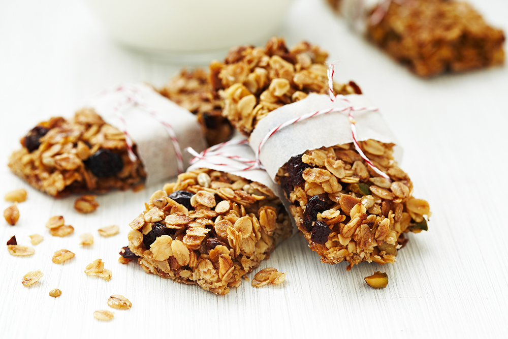 Uncle Matt's Chewy Granola Bars