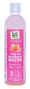 Uncle Matt's Organic Grapefruit Water with Probiotics