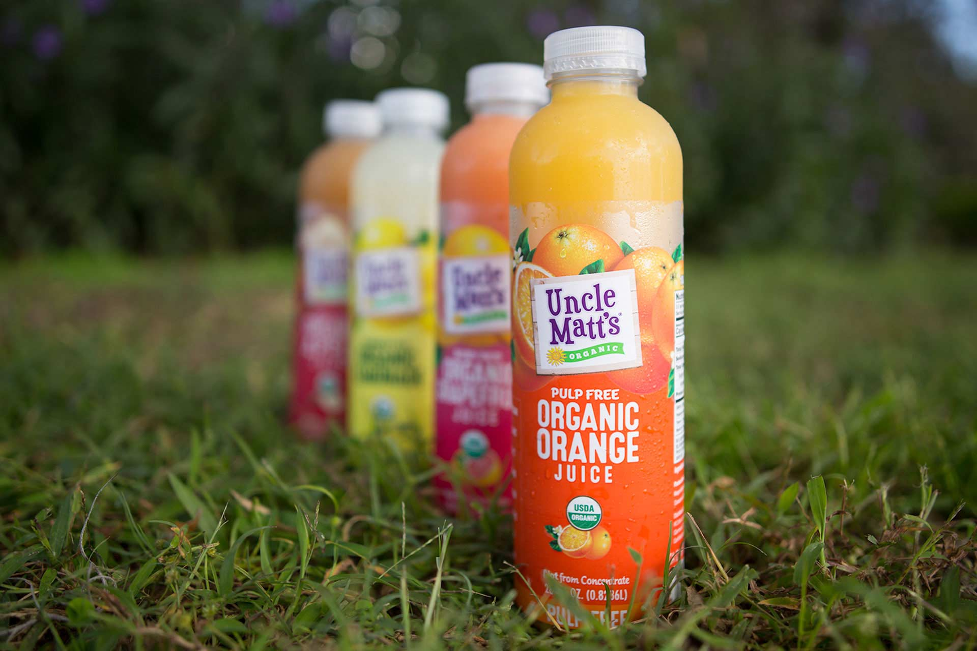 Uncle Matt's Organic Juices