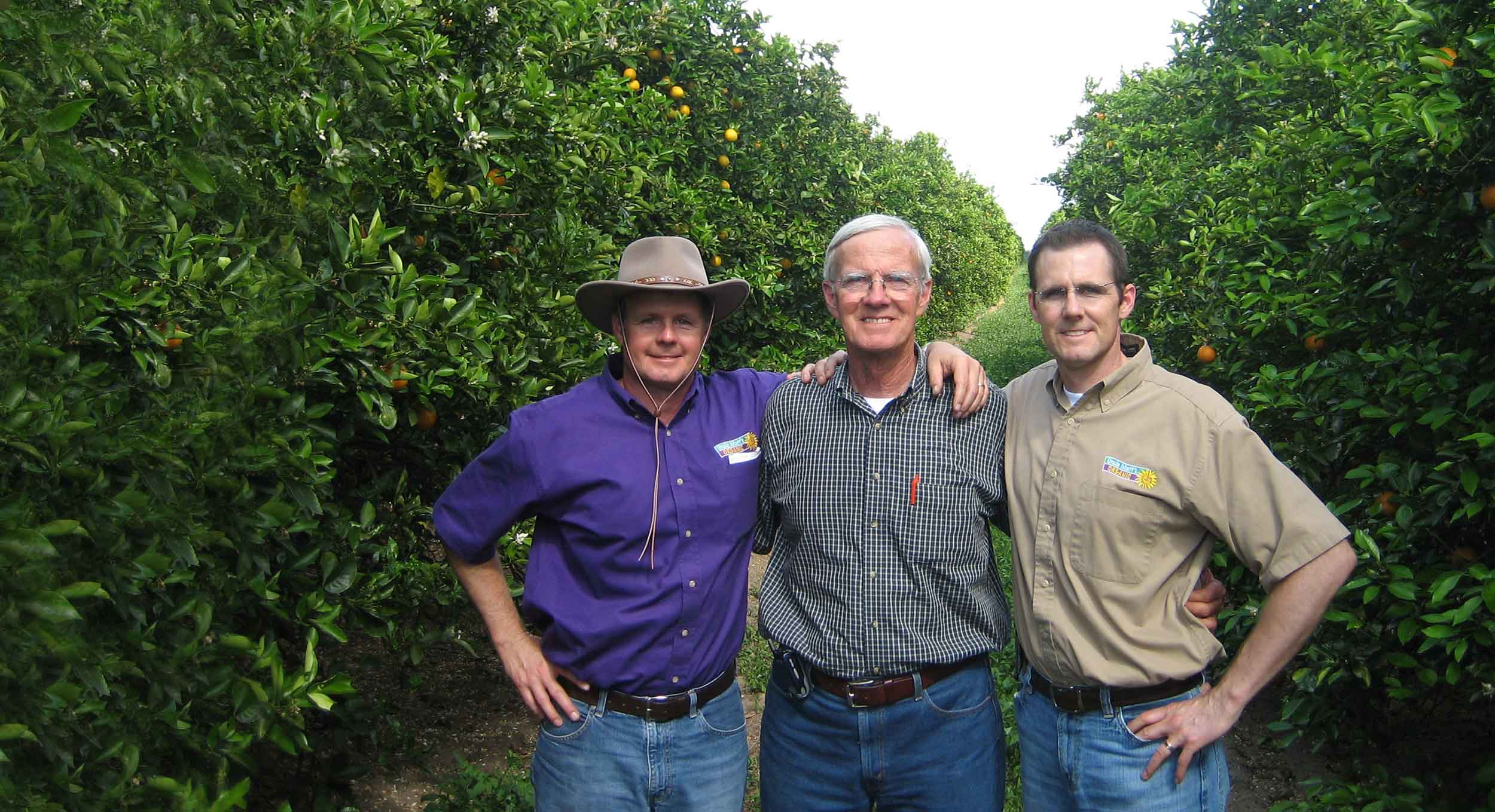 Uncle Matt's Organic Citrus Growers