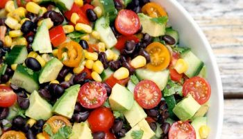 Mexican Avocado Summer Salad