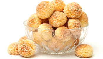 OJ Cookie Balls