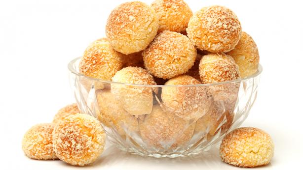 Citrus Dessert Balls