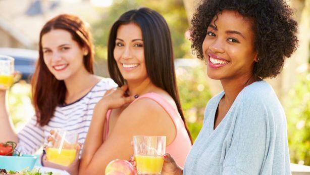 health benefits of uncle matt's orange juice