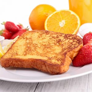Orange Juice French Toast