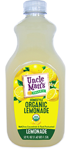 Uncle Matt's Organic Homestyle Lemonade