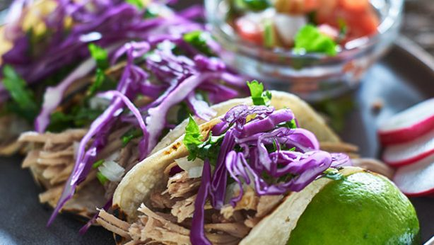 Orange Pork Carnitas