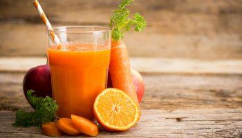 Orange Power Immunity Smoothie