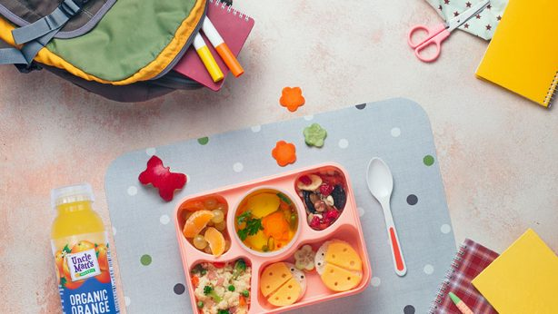 Healthy Hacks for Back to School On A Budget