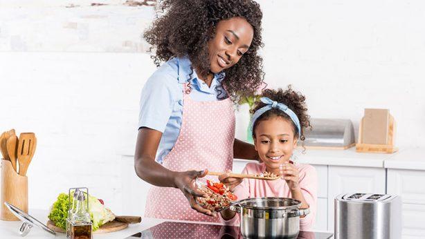 Edible Education: Teaching Organic In the Kitchen Classroom