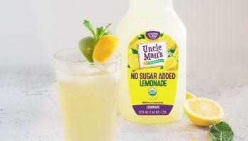 Lemonade Moscow Mule