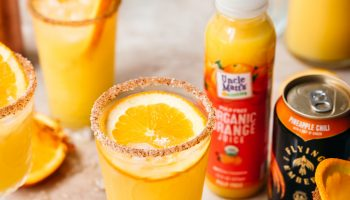 Orange Chili Margarita
