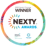 NEXTY award winner