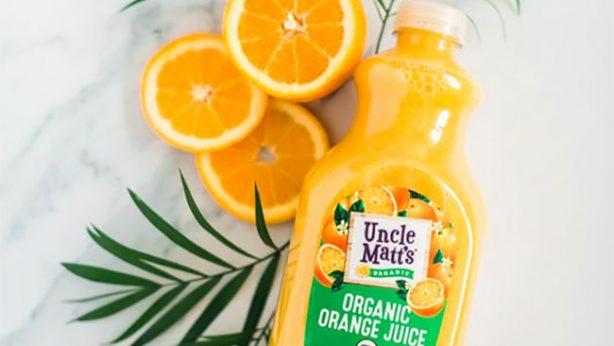 Uncle Matt's Organic Orange Juice