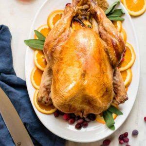 Orange Sage Turkey Brine
