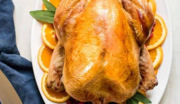 Orange Sage Turkey Brine