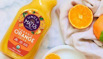 Orange Cream Rolls
