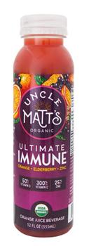 Uncle Matt's Organic 12 oz Ultimate Immune