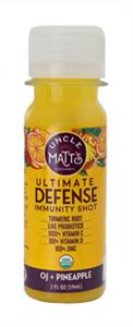 Ultimate Defense Juice Shot