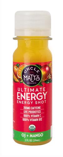 Uncle Matt's Ultimate Emergy Shot