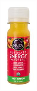 Ultimate Energy Juice Shot