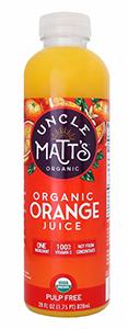 Uncle Matt's Organic 28 oz Pulp Free