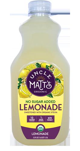 Uncle Matt's Organic Pulp Free Orange Juice