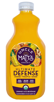 Uncle Matt's Organic Orange Defense