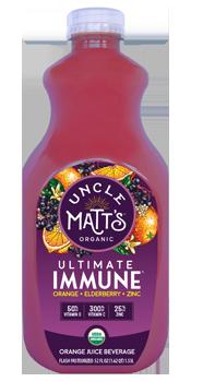 Uncle Matt's Organic Orange Mango Juice
