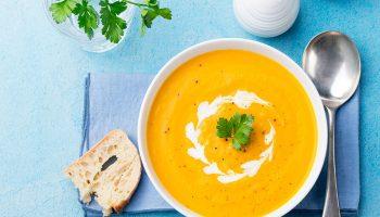 Turmeric & Ginger Soup